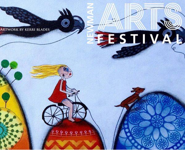 Newman Arts Festival March 2017
