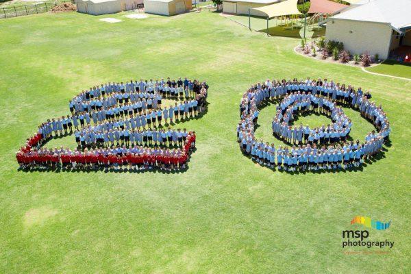 Saint Andrew's Catholic Primary School Celebrates their 20 Year Anniversary