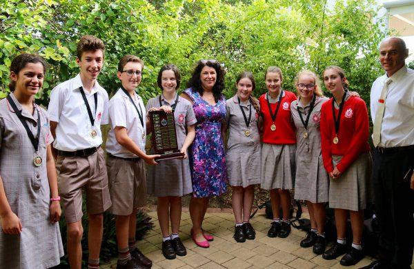 Thailand educators visit CEWA school