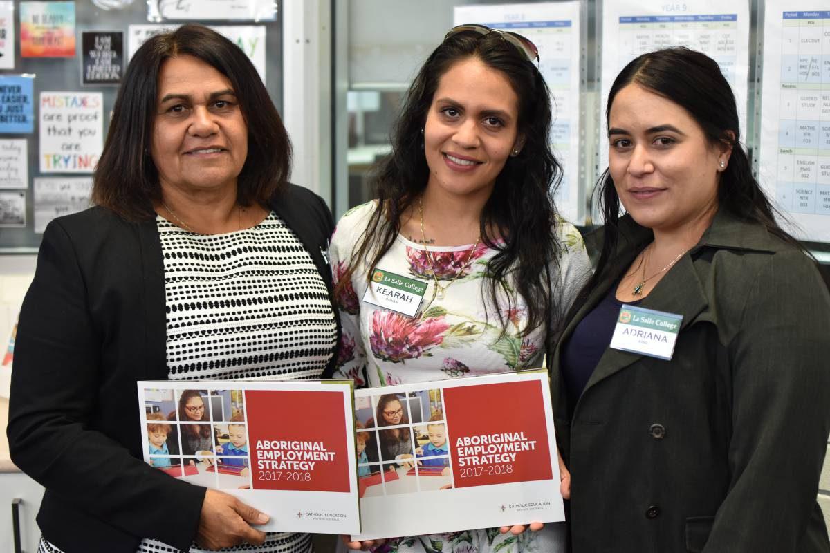 CEWA launches 2017-2018 Aboriginal Employment Strategy