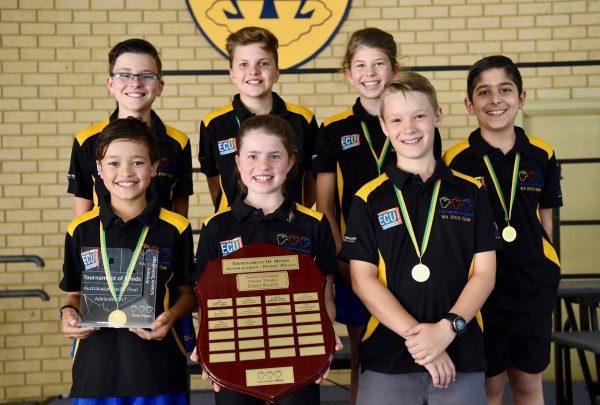 CEWA school students win big at Tournament of Minds finals!