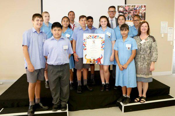 Lumen Christi wins PALS Award through innovative Arts project