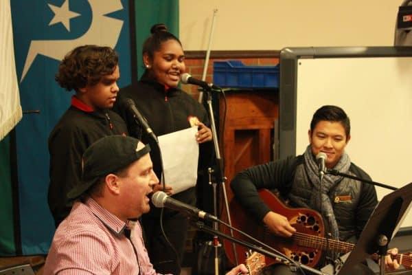 Clontarf Aboriginal College celebrates RE Week