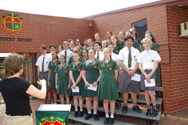 La Salle College celebrates Patron Saint of Teachers