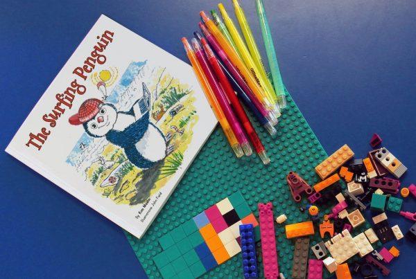 Esperance teacher's innovative books inform kids in the digital age