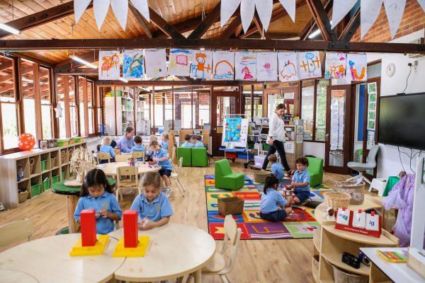 Fair funding for Australia's second-largest education provider