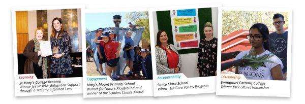 Core Values flourish thanks to LEAD Award