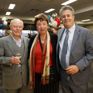 Chisholm celebrates 30 years