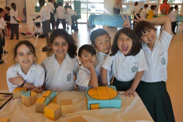 Maths magic impresses students at St Jude's