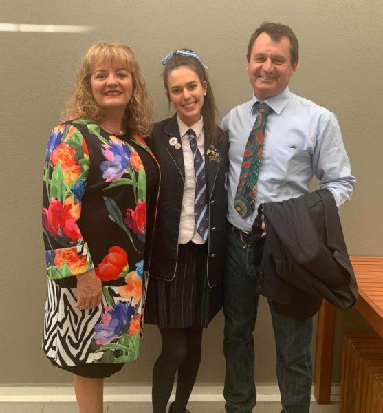 Top award winner plans to support regional communities