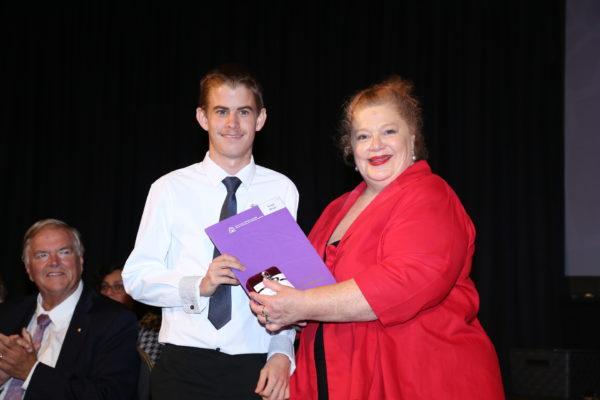 Graduates rewarded for hard work and dedication
