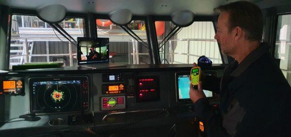 Teaching hands-on skills online: skipper's ticket study via Teams