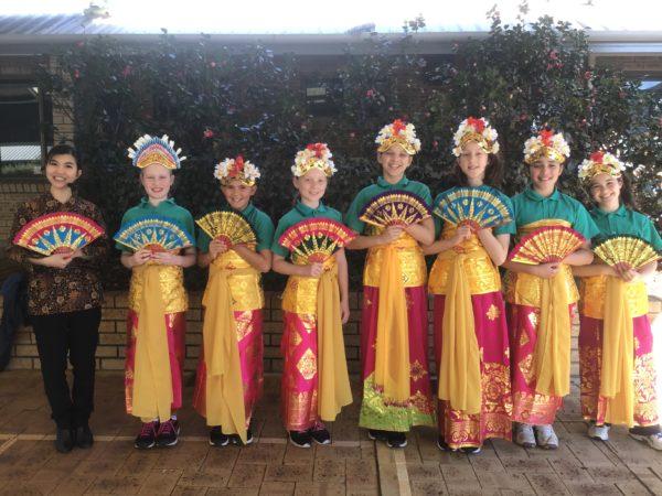 Languages Week celebrations part of Yidarra's Indonesian program
