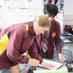 MCC students make a powerful design statement